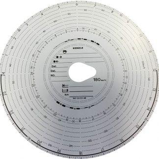 Diagrame tahograf Kienzle VDO