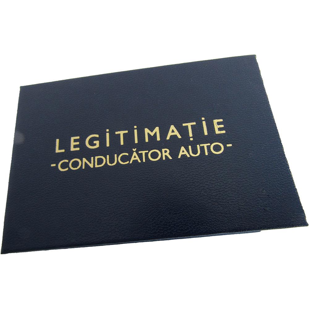 Legitimatie ARR conducator auto